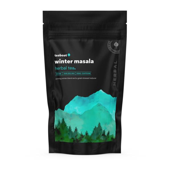 Winter Masala Herbal Teaboat Tea