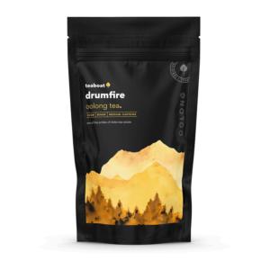 drumfire oolong tea