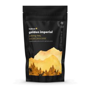 golden imperial oolong tea