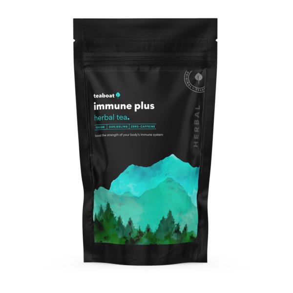immune plus herbal teaboat tea